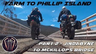 Farm to Phillip Island - Part 2 - Off Road to the Australian MotoGP