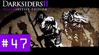 Let's Play Darksiders 2 DLC Folge 47 || Die Abgrundschmiede || German