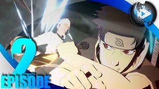 Let's Play Naruto Shippuden Ultimate Ninja Storm Revolution #2 - Les Deux Uchiwa ! ( Shisui Story )