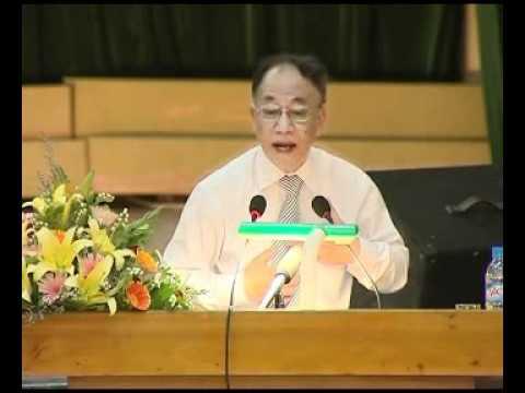 Bài giảng của GS.TS Hoàng Chí Bảo Phần 5