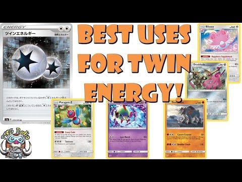 The Best Uses for Twin Energy – Amazing New Energy Card (Pokémon Sword & Shield TCG)