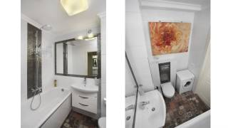 видео Стильный интерьер двухкомнатной квартиры