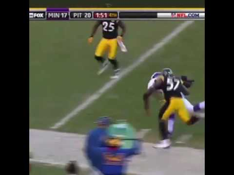 TBT WHEN ADRIAN PETERSON RAN OVER WILLIAM GAY💦🔥😱