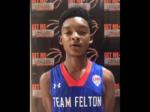 Caleb Foster (Team Felton/Hickory Ridge HS/Harrisburg, NC) 2023 6'3 CG