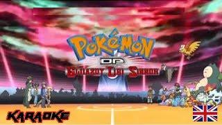 Pokemon - Sinnoh League Victors - karaoke [ENG]