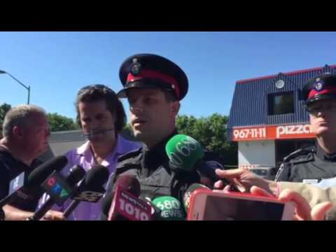 Police update after four injured in Vaughan café shooting
