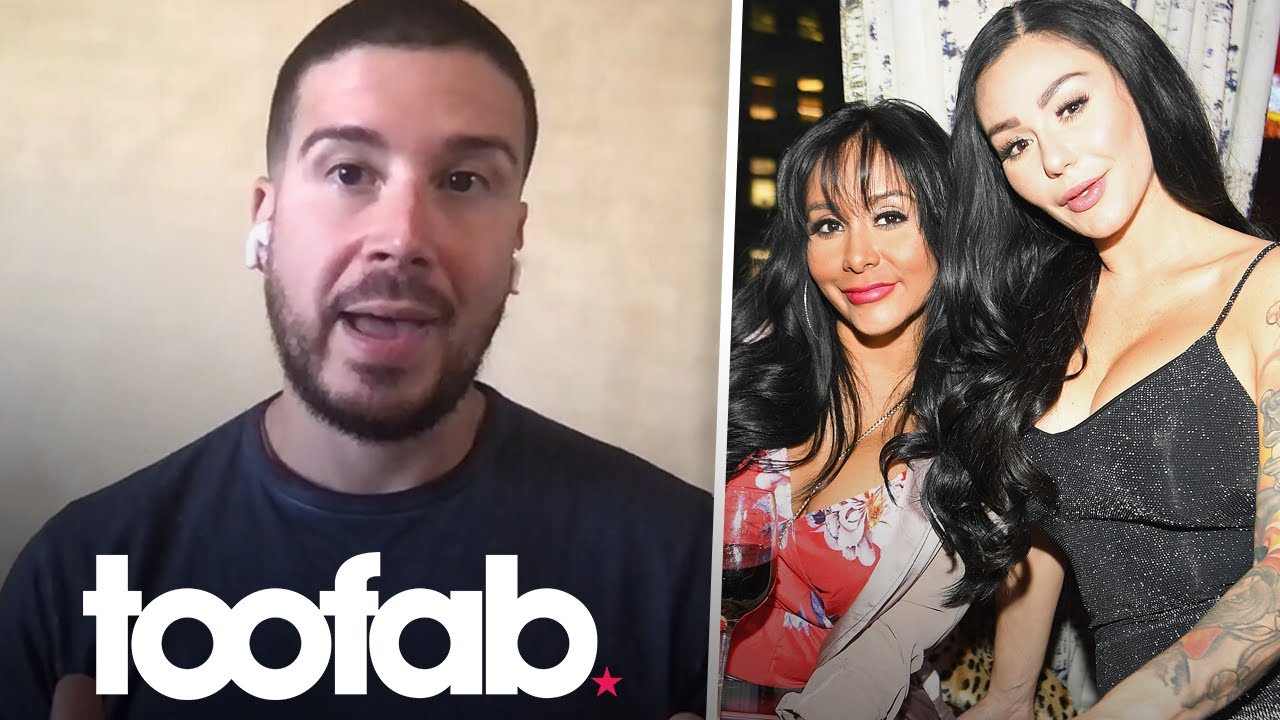 Vinny Says Snooki and JWoww 'Stir a Lot Up' in New Season of Double Shot at Love | toofab