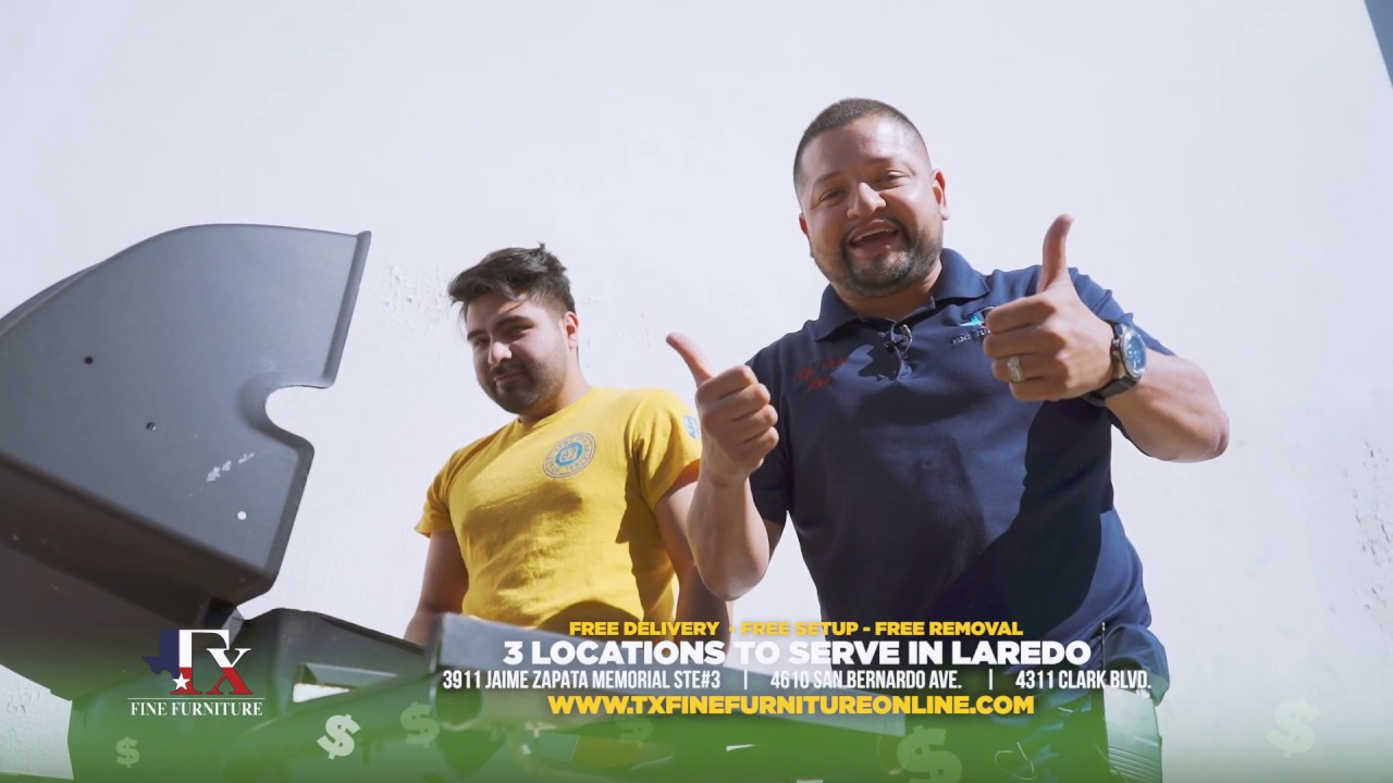 Income Tax season is here! Find The Best Deals at TX Fine Furniture in Laredo, TX - FREE Delivery!
