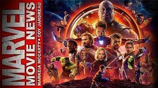 Avengers: Infinity War Spoiler Free Reaction & More News | Marvel Movie News Ep 177