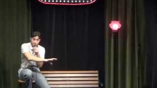 Alexi Stavrou stand up @ Flappers comedy club LA
