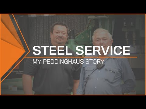 Strong And Reliable Fabrication Machinery | Steel Service Corporation