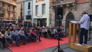 Alumnes del Servei de Català de Granollers llegeixen