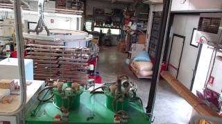 Gambar cover PU rotary machine for PU insole by PU MIX Technologies