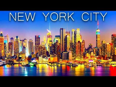 New York: America's MEGACITY