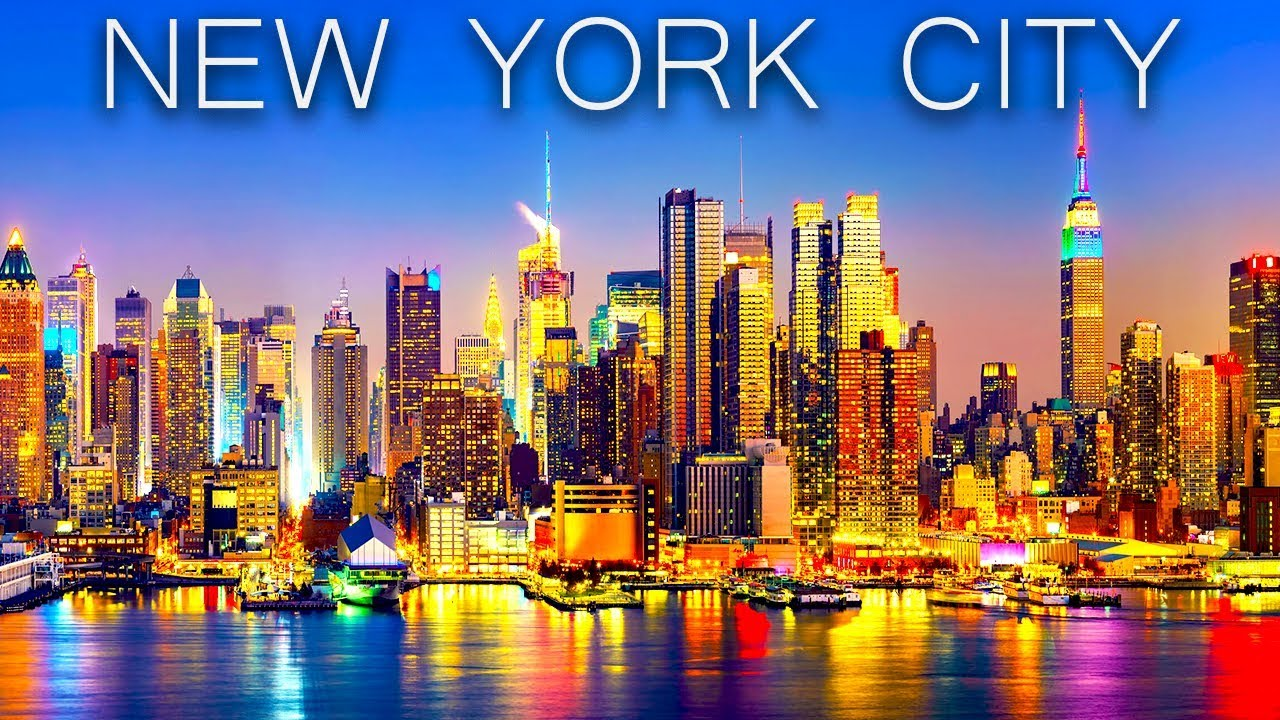 New york america 39 s megacity youtube for New york new york on the town