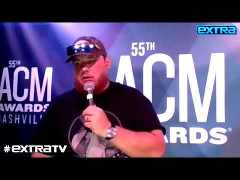 Luke Combs on Writing Music in Quarantine and 'Rocking Out' at the ACM Awards