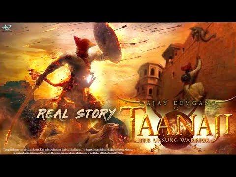 TAANAJI - The Unsung Warrior | Real story | Ajay Devgn | Saif Ali Khan | Official Trailer | Teaser