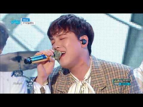 【TVPP】FTISLAND - Wind, 에프티아일랜드 - 윈드 @Show Music Core Live
