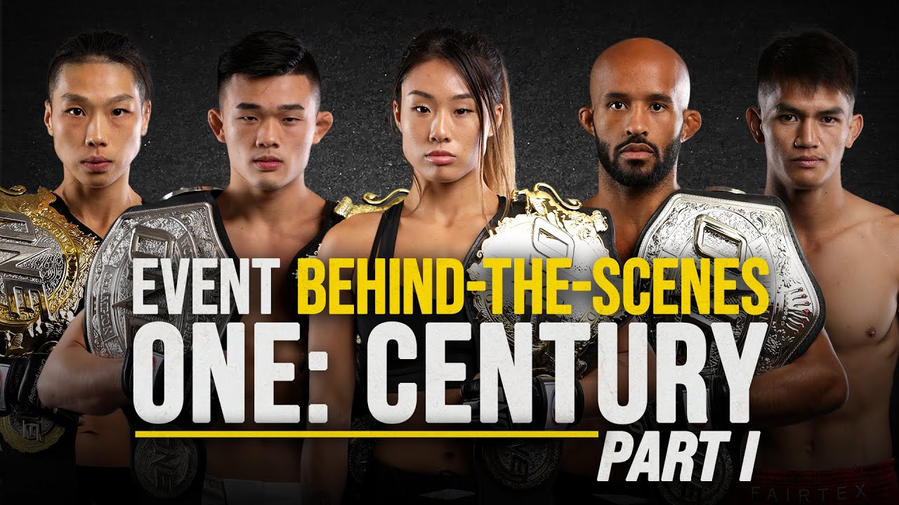 ONE: CENTURY PART I: Behind The Scenes With Angela Lee, DJ & More