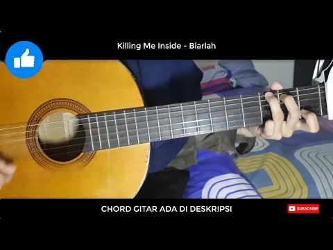 killing me inside - biarlah | cover by Levana