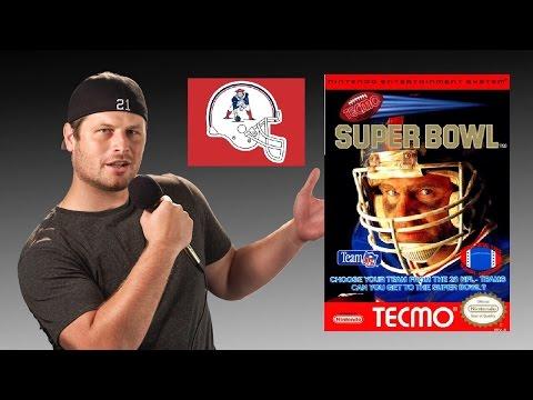 Tecmo Super Bowl - NES - New England Patriots - Tecmo Madison XIII Training