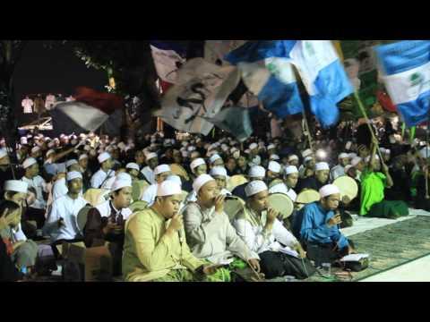 Hadroh Majelis Rasulullah SAW - Qasidah Solawatullahi Taghsya