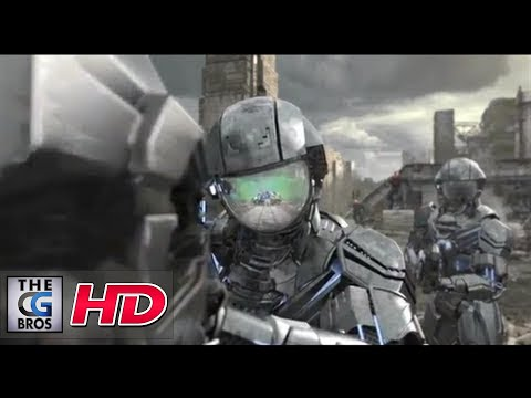 "CGI VFX Making Of :  ""VFX Montage""  by - Method Studios"