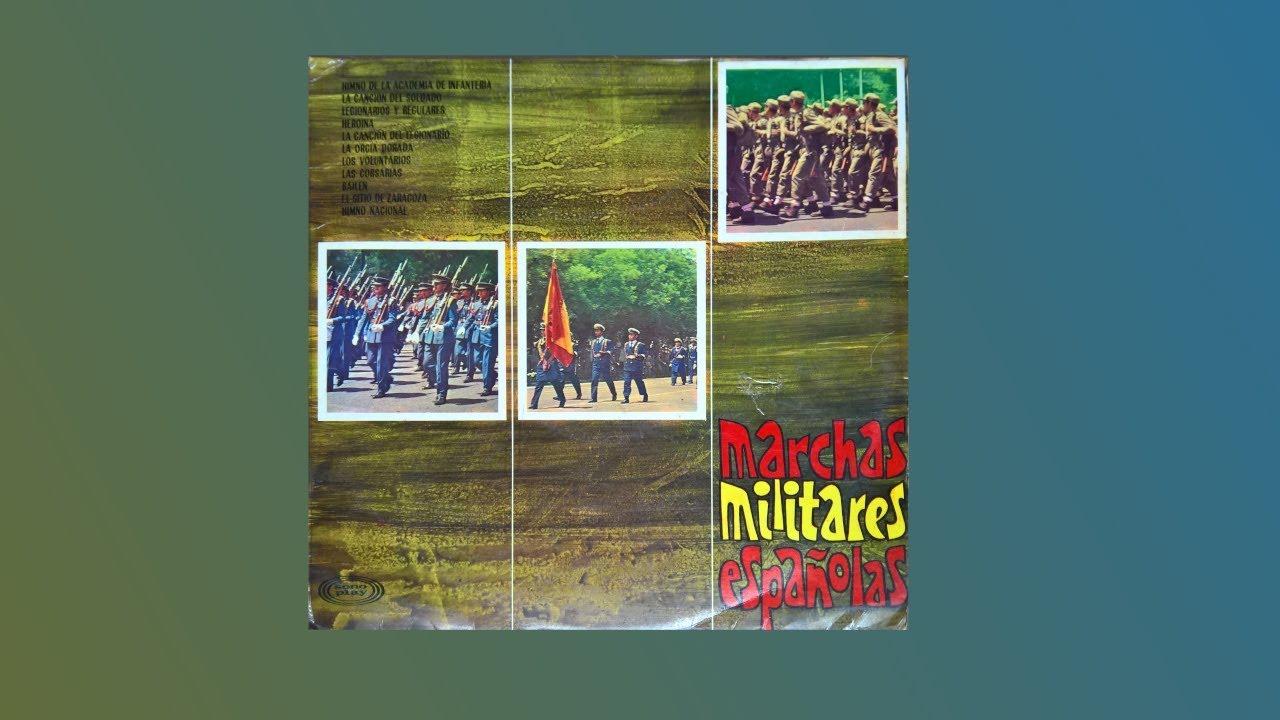 Download marchas militares españolas - 1967 - LP completo