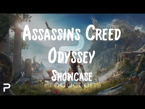 Assassin's Creed Odyssey | Video Game Showcase |