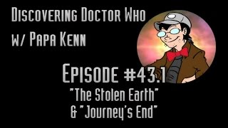 "Discovering Doctor Who (Ep. #43.1) - ""The Stolen Earth"" & ""Journey"