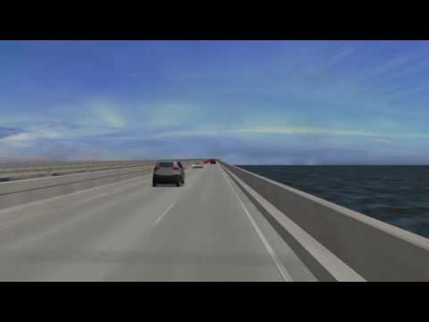 Test pilings to be driven for Causeway shoulder project