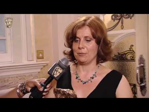 Rebecca Front BAFTA - TV Awards winners