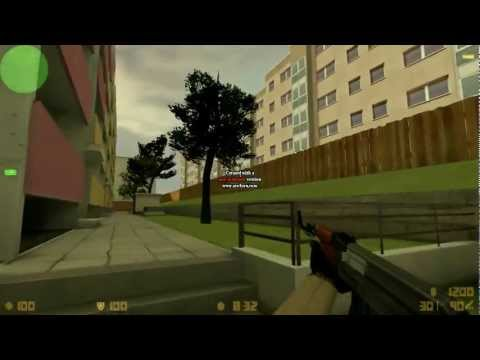 CS 1.6 Map: de_DDgorbitz2_alpha5 - Map of Dresden Gorbitz