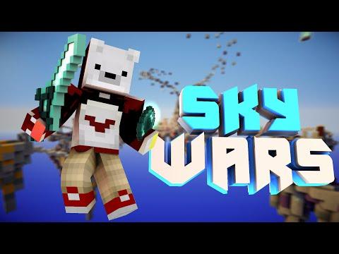A Volta Do Rei !!! -  Minecraft PE Skywars !