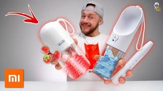 🔥 3x Super Gadgety Xiaomi, které neznáte: Smoothie mixér a lahev pro psy?! | WRTECH [4K]