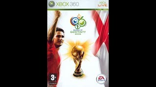 2006 Fifa World Cup Germany - Xbox Gameplay