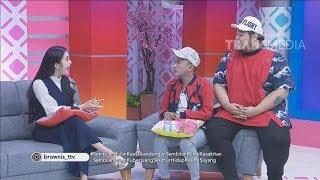 BROWNIS - Ternyata Ini Dia Asal Usul Nama Anak Sandra Dewi & Anak Ruben (16/10/18) Part 1