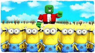 MY ARMY OF MINIONS! ROBLOX