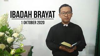 Ibadah Brayat 1 Oktober 2020 - GKJW Jemaat Mojosari