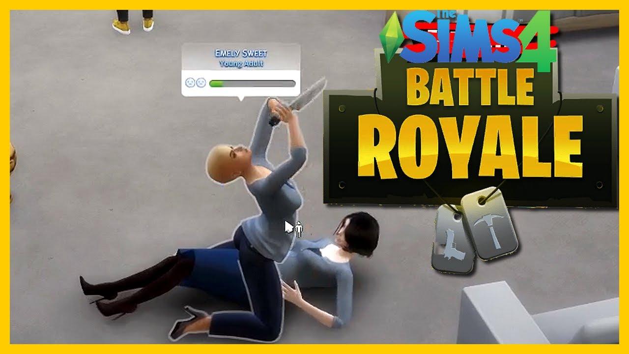 Sims 3 Violence – Dibujos Para Colorear