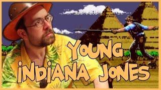 Joueur du Grenier - Young Indiana Jones - Megadrive