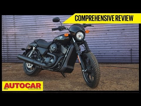 Harley Davidson Street 750 | Comprehensive Review | Autocar India