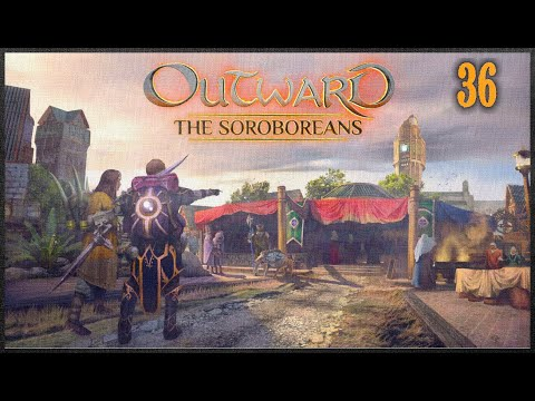 Outward: The Soroboreans DLC - Part 36 - Getting Side Tracked  