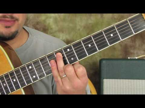 Acoustic- Led Zeppelin Guitar Lessons - Acoustic Jimmy Page