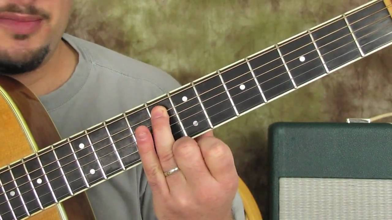 How To Play Stairway To Heaven