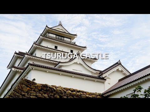Tsuruga Castle, Fukushima | One Minute Japan Travel Guide