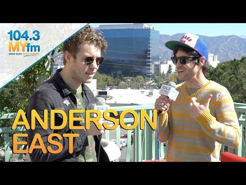 Anderson East Talks New Album 'Encore', Working With Ed Sheeran & More!