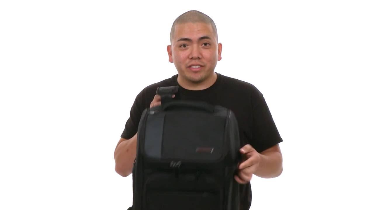 Briggs   Riley Verb Advance Backpack SKU 8686995 - YouTube 0abf2b3db0077