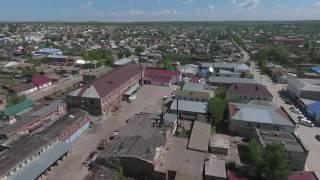 Красноармейск с высоты птичьего полета (2016 год). Автор: Илья Букаев