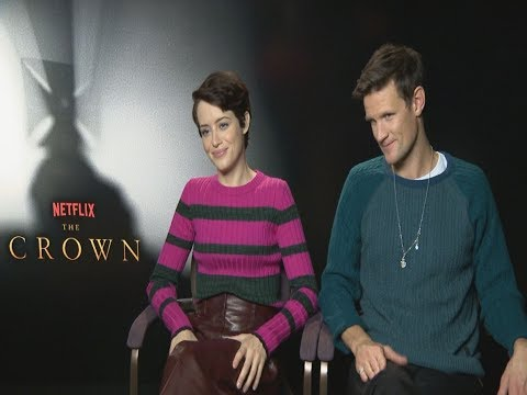 The Crown stars Claire Foy and Matt Smith test their royal knowledge